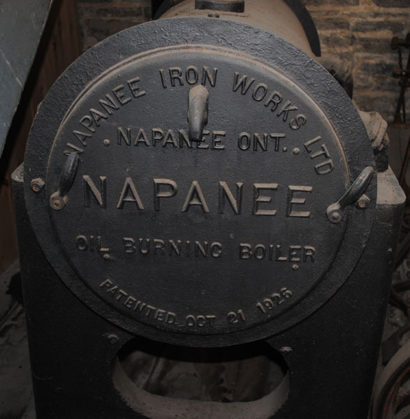 The E-History Project -- Between the Wars -- The Napanee Iron Works ...